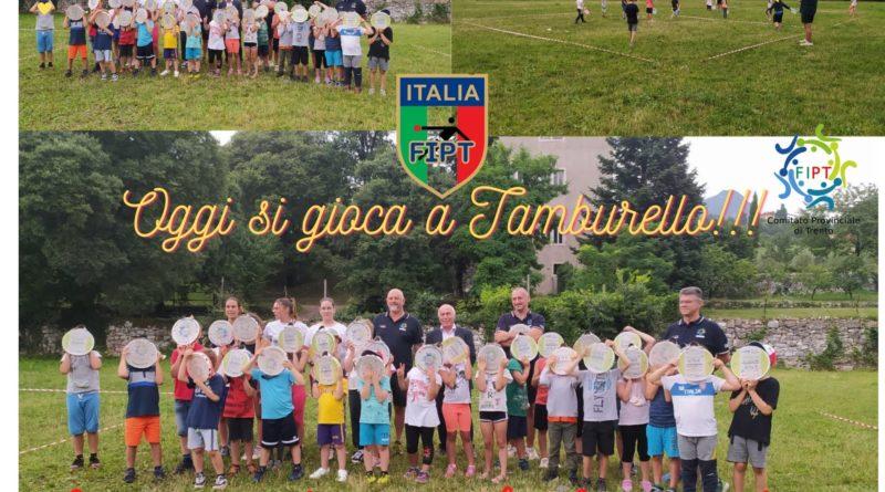 Oggi si gioca a Tamburello !!!